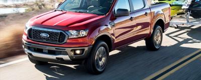 官方改裝 福特推出Ranger升級方案