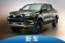 神车改款 丰田新款海拉克斯官图发布