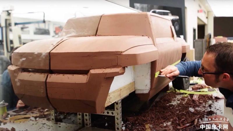 实锤! 悍马EV将会推出皮卡版本,秋季亮相