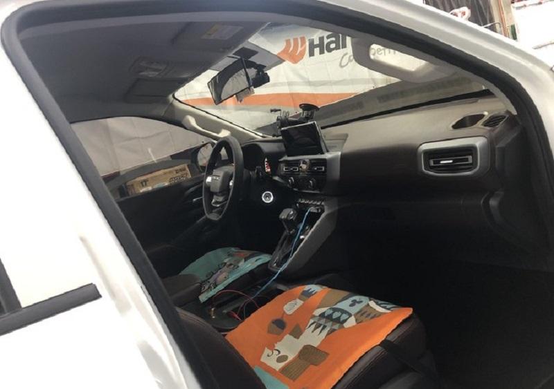 长安凯程F70自动挡已经上牌?厂家:8月底上市!