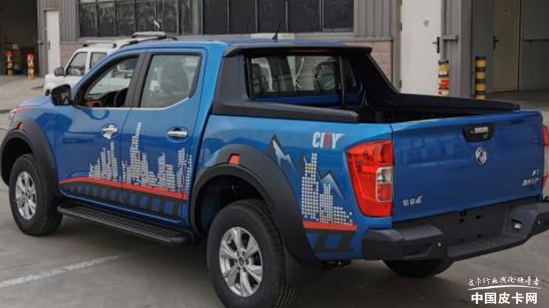 预售10.08万起 郑州日产锐骐6都市版开启预售