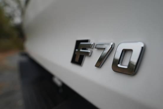 公路越野兼顾 中欧合作全球化高品质皮卡——长安凯程F70