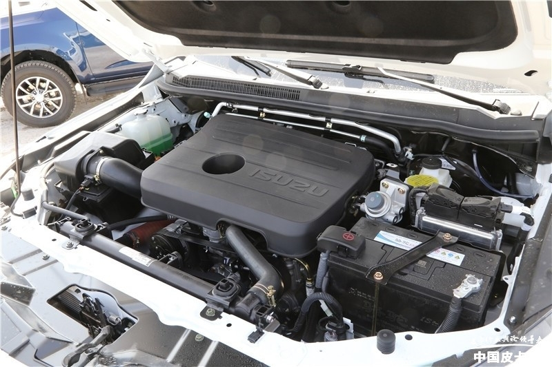 搭3.0T柴油動力 慶鈴達咖Ⅱ實車曝光 變化多多