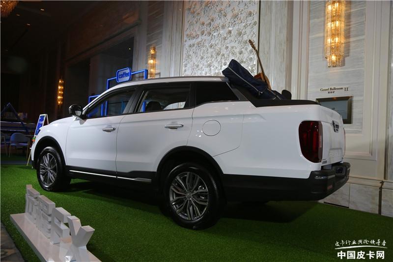 11.99萬元起 吉利商用車遠程FX正式上市