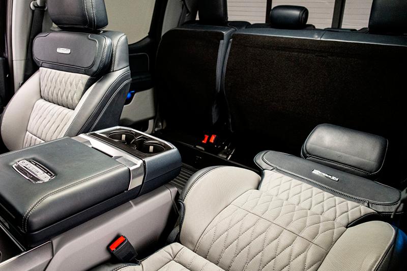 """秒變單人床 福特F-150推出""""超大傾斜座椅"""""""