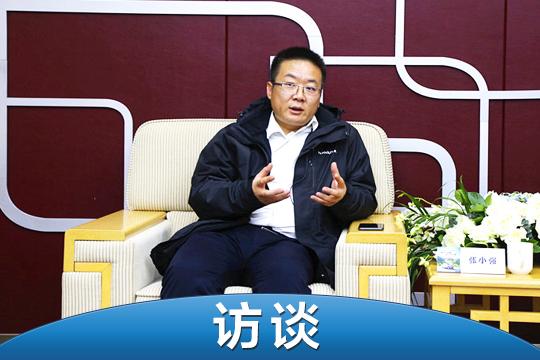 注重用户需求 访郑州日产副总经理张小强