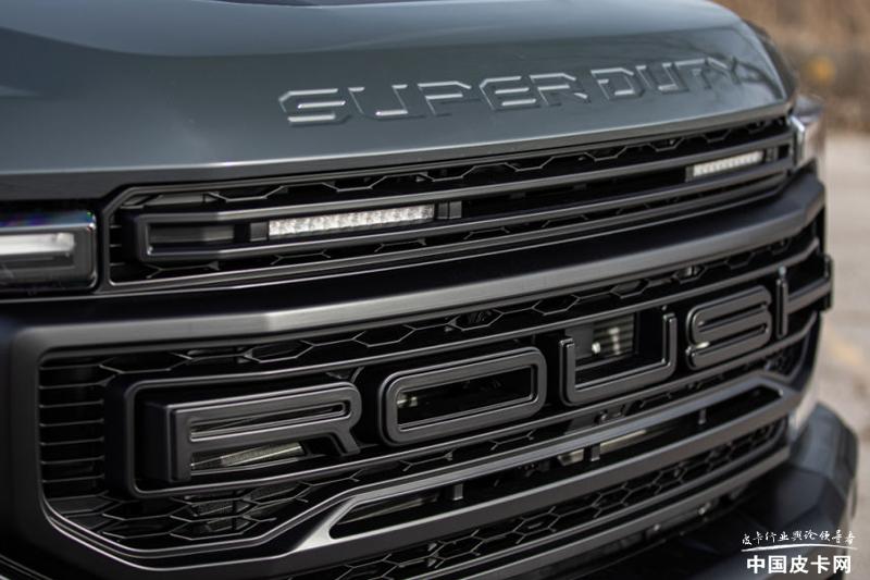 提升车辆性能 2021款福特Roush Super Duty系列皮卡面市