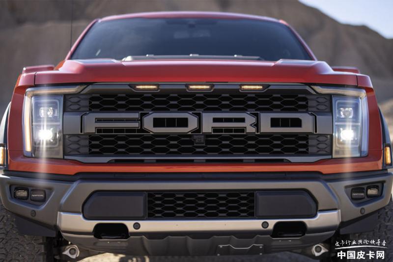 科技与性能结合 全新福特F-150猛禽正式亮相