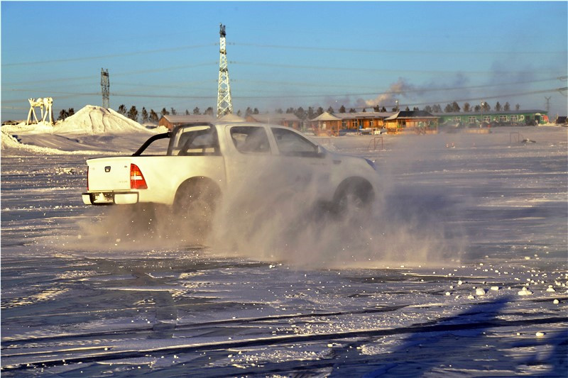 驭雪破冰,征战北国!2021(首届)皮卡冰雪驾控体验营即将开启