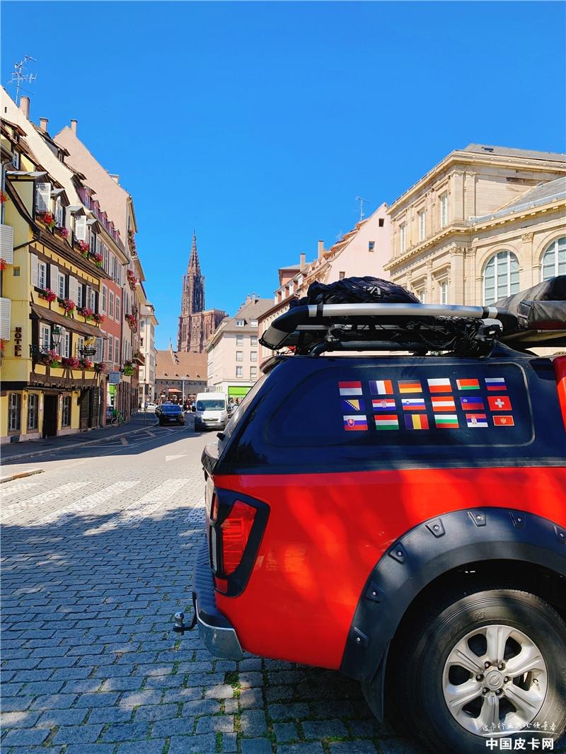 西行漫迹(十)—京牌皮卡在欧洲如何停车