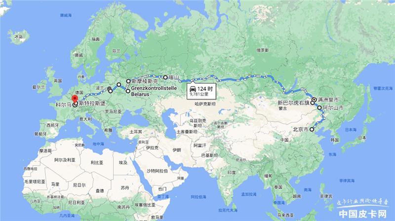 西行漫迹(十一)—为什么皮卡在欧洲不受欢迎?