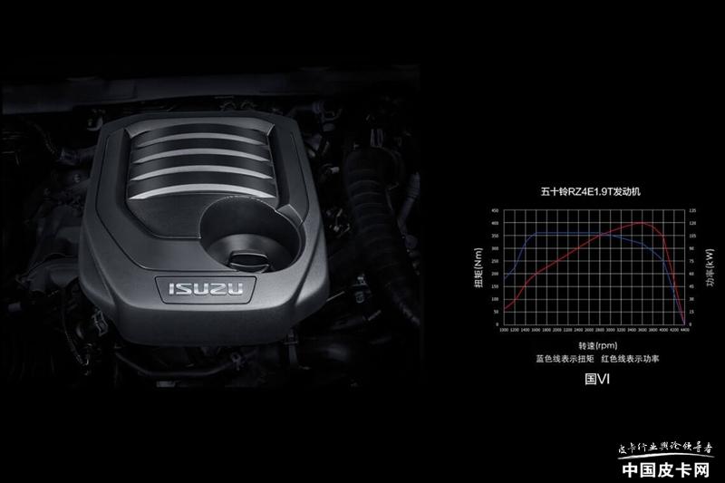 增配+换发动机 新款铃拓/D-MAX配置曝光