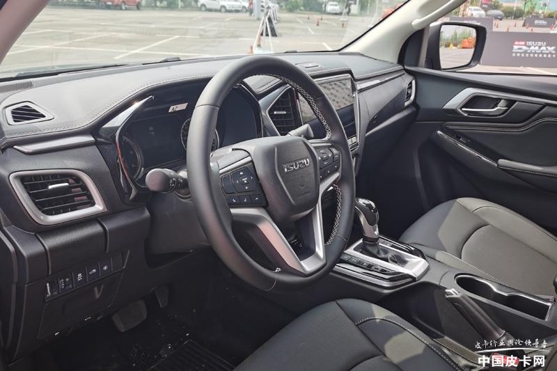 配备L2级自动驾驶 全新一代D-MAX正式下线