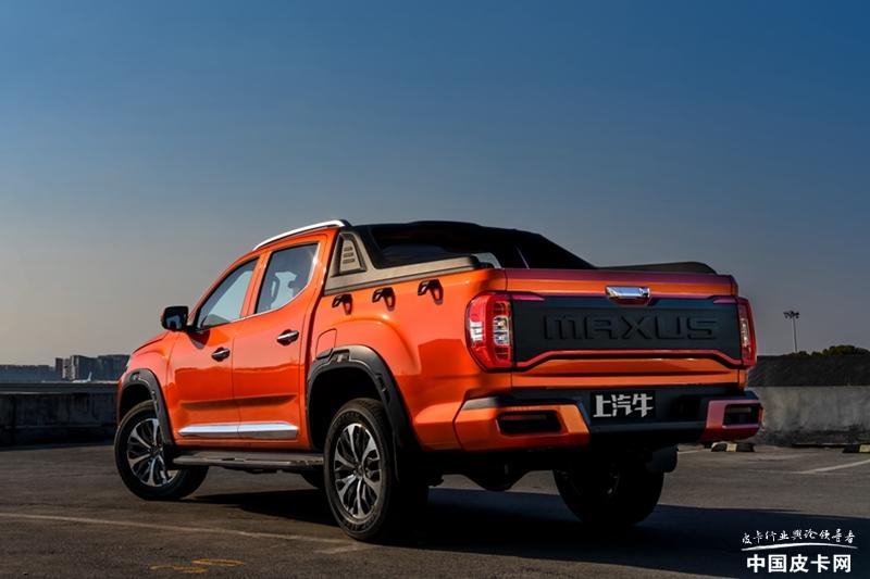 初生牛犊不怕虎 主流皮卡车企产品梳理之上汽大通MAXUS