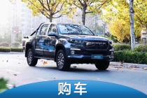 购车需求应有尽有 主流皮卡车企产品梳理之福田皮卡