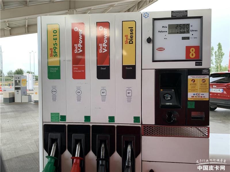 西行漫迹(十二)—浅谈法国E10汽油