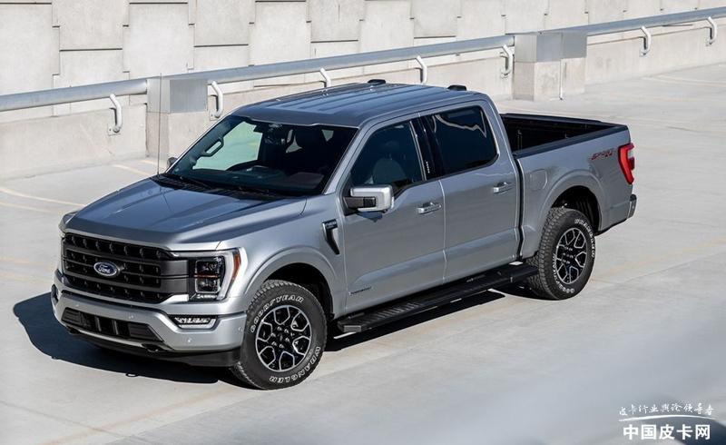皮卡排名有变化 2021美国上半年汽车销量出炉