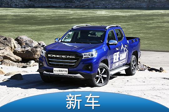 中国皮卡全球化 看看在海外悬挂不同车标的国产皮卡——长安凯程F70