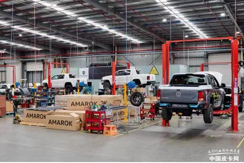 越野化进阶 大众Amarok W580X特别版车型发布