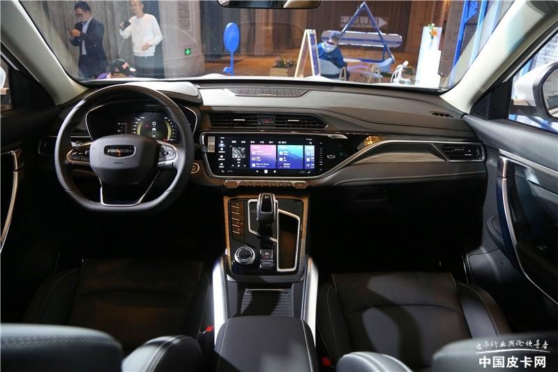 不輸豪華車 這些高科技安全配置已在皮卡上出現