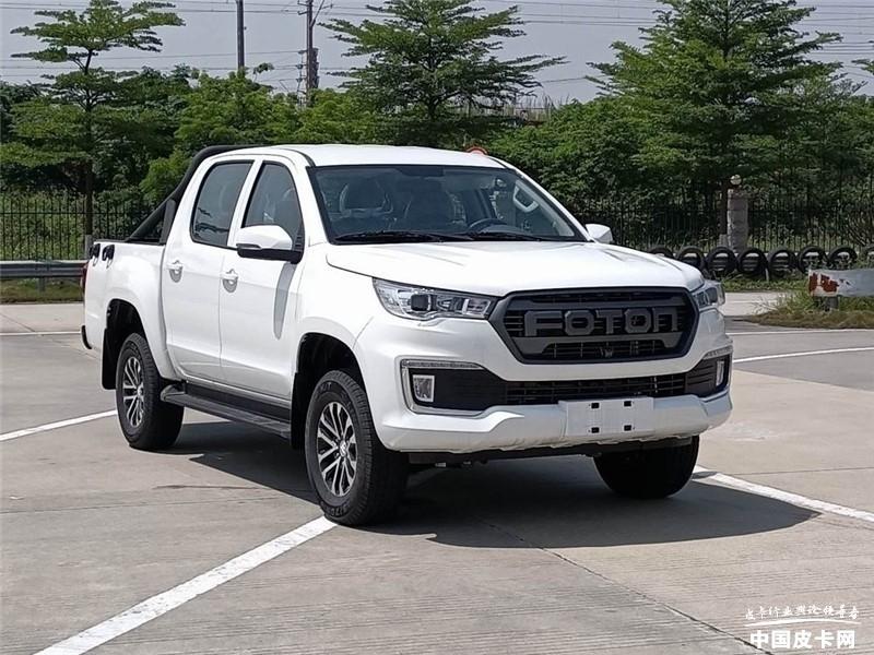 大將軍G9、F9登場!福田皮卡柴油8AT即將預售
