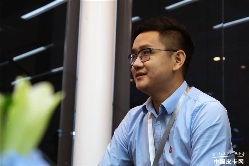 成都車展專訪江鈴皮卡黃勇:滿足用戶對趣味皮卡生活的追求