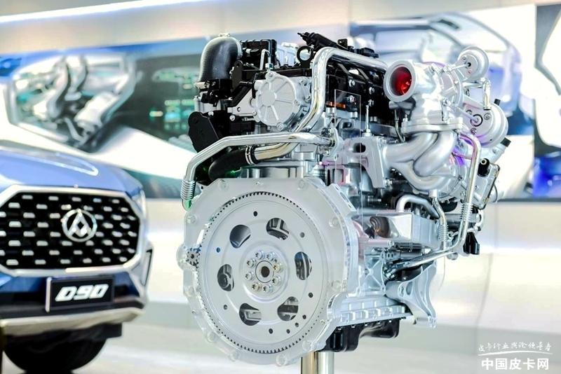 不想受制于人 国内有发动机自主研发能力的皮卡品牌