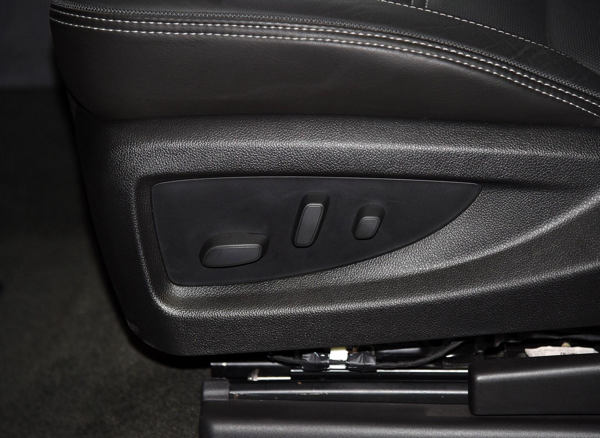 SIERRA車廂座椅