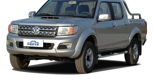 2018款2.5T柴油四驱标准型长货箱ZD25T5