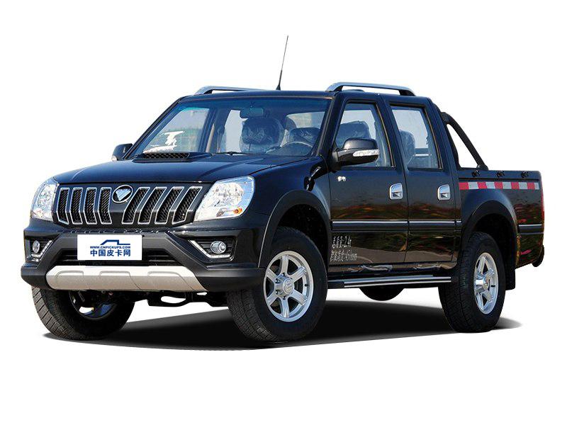 2018款2.4L两驱舒适型长箱4G69S4M