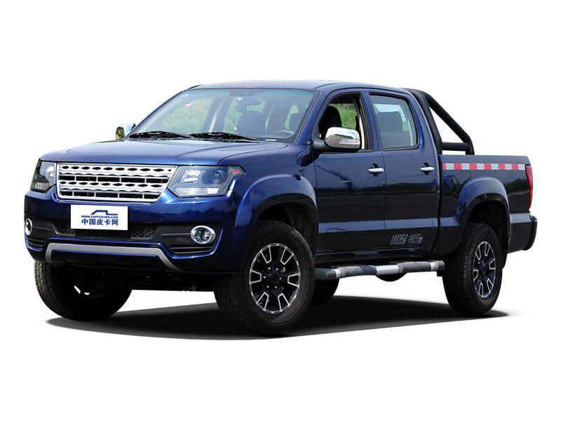 2018款2.5T两驱柴油新内饰荣耀版至尊版