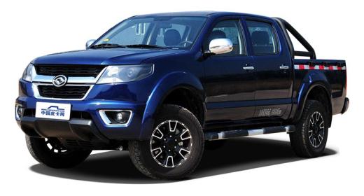 2019款2.4T N1S两驱汽油至尊版加长箱国VI 4K22D4T