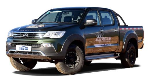 2018款1.9T柴油两驱卓越型大双版D19TCIE