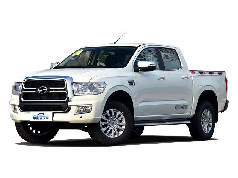 2018款2.5T柴油商务版四驱精英型标双SD4V25R-100
