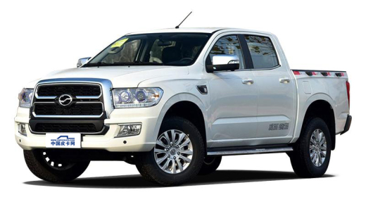 2018款2.5T柴油商务版两驱舒适型大双SD4V25R-100