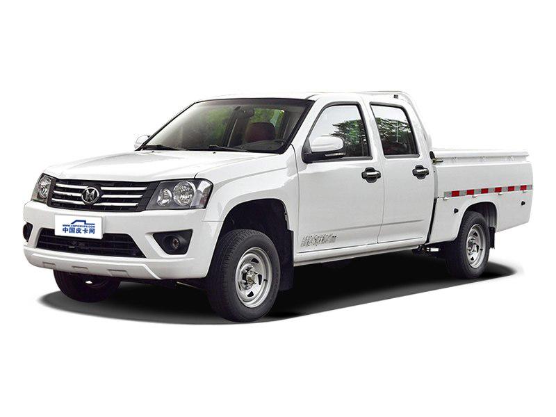 2018款2.8T 骐铃T100S三面开 柴油493 双排 豪华版
